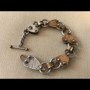 Vintage Thomas Mann Seat of Passion Bracelet